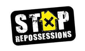 repossession notice