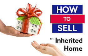 sell inherited property